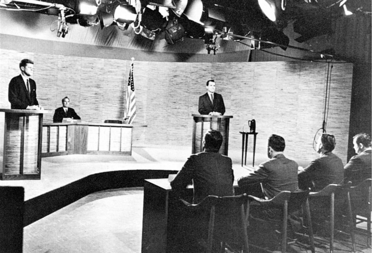 1960 Kennedy-Nixon Debate